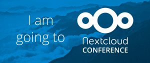 I am going to Nextcloud Conference